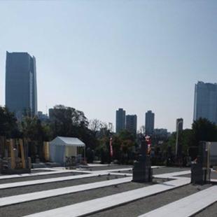 青山墓苑のご案内イメージ