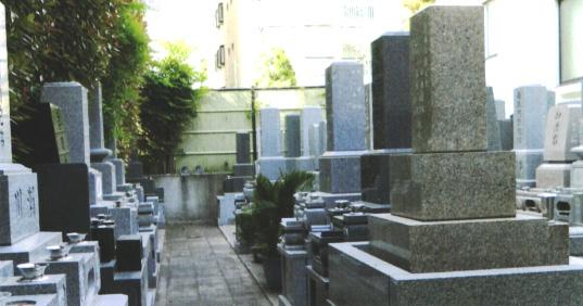 長嚴寺墓苑