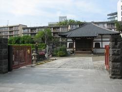 神宮前 浄土宗 長安寺